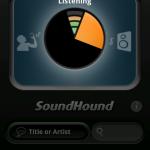SoundHound Listening